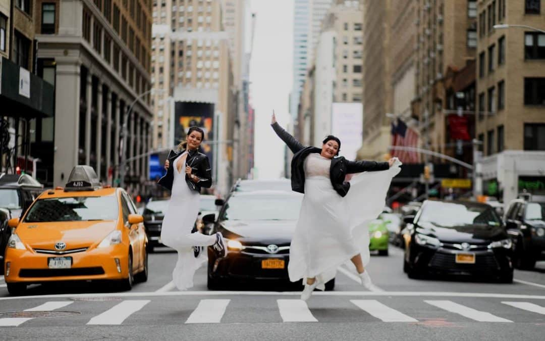 L'expérience Gwen Ribambelle – Wedding Destination New York