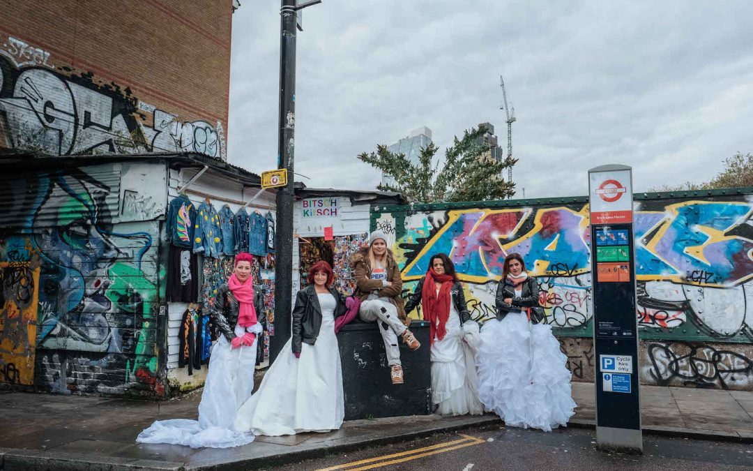 Trash the Dress collectif: entre tradition et transition