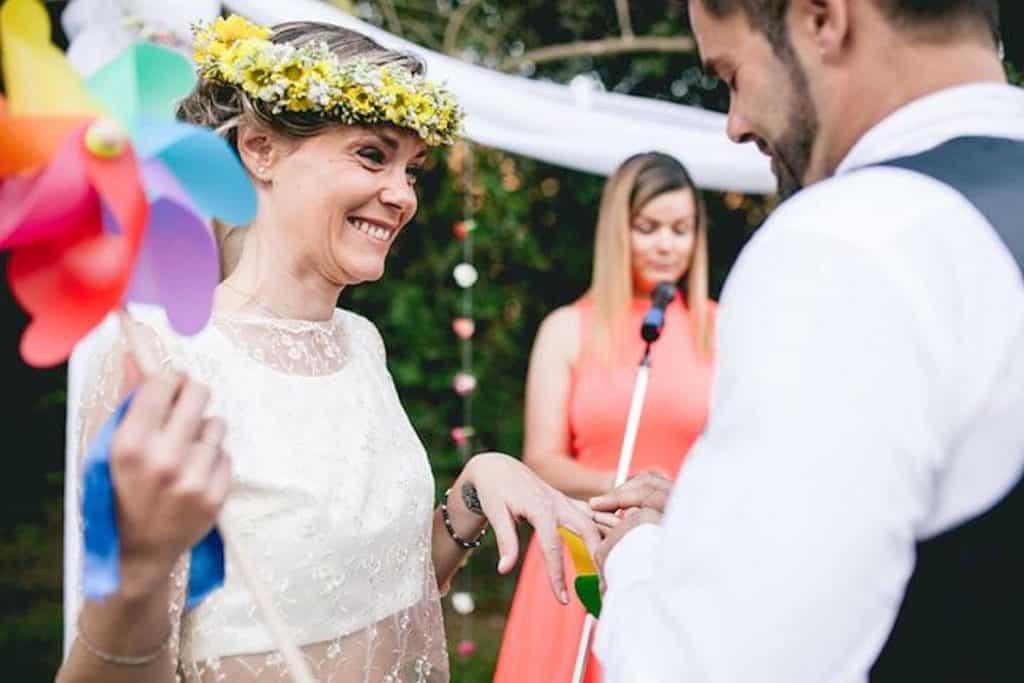 Conjuguer saison des mariages et projet d'envergure
