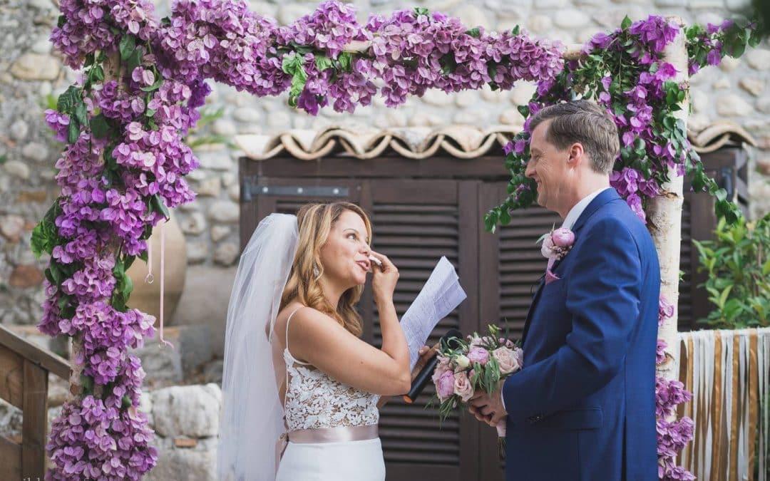 Wedding destination – Californian Wedding in French Riviera