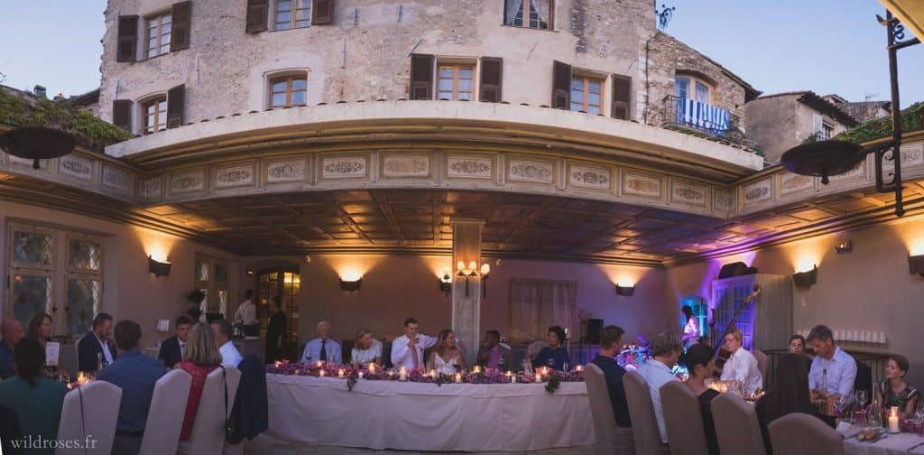 Wedding destination - Californian Wedding in French Riviera