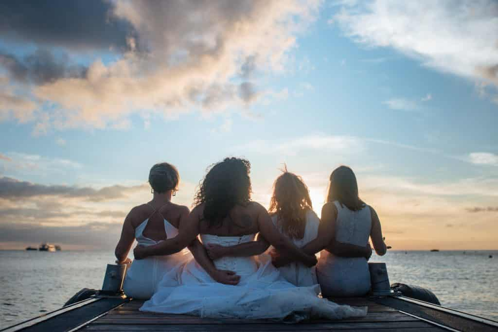 Trash the Dress en Guadeloupe - Le der' by Manue Reva