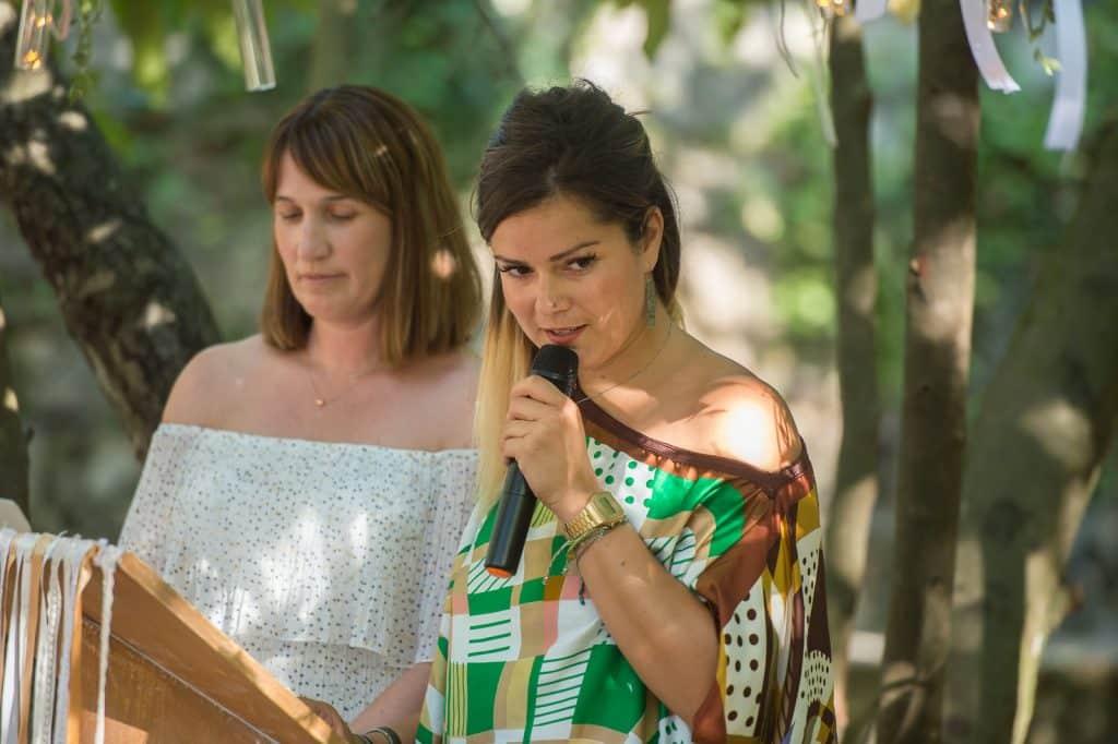 cérémonie bilingue