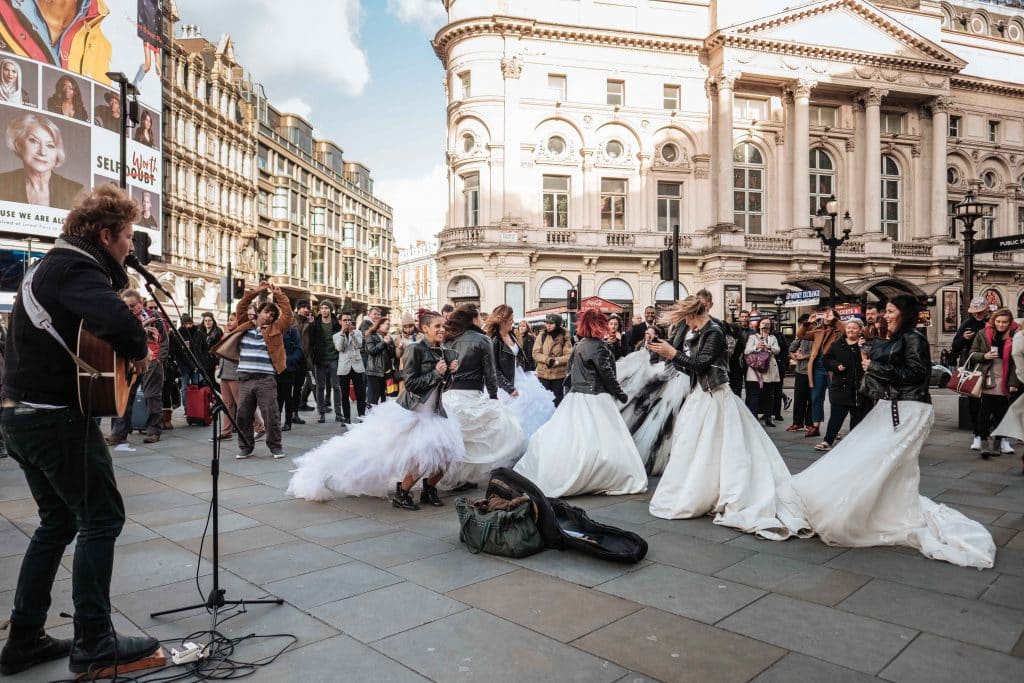 trash the dress collectif londres