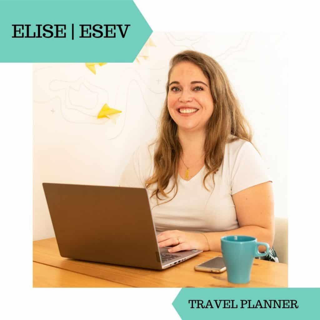 elise travel planner