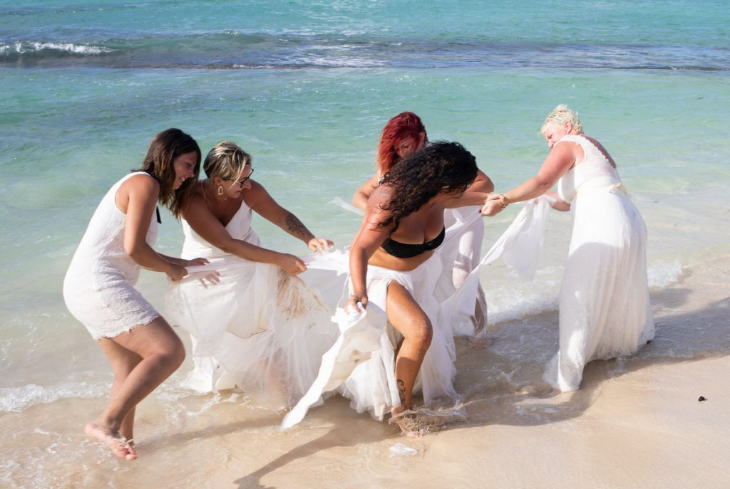 trash the dress guadeloupe